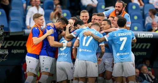 Lazio beats Roma 3-2 in Derby match Rome