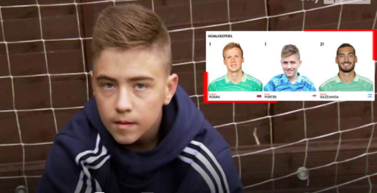 Fulham has named '13-year-old handicapped boy' as the club's honorary player